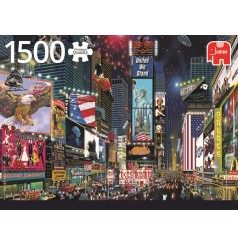 1500 - Times Square, New York