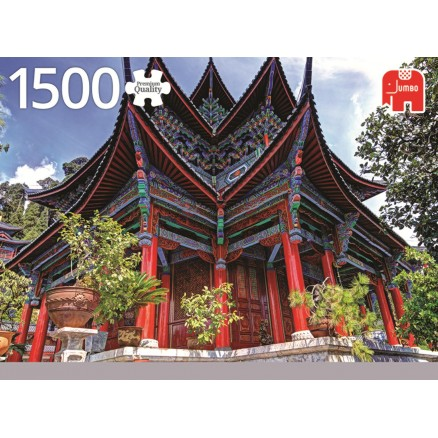 1500 - Temple chinois