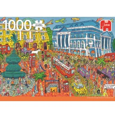 1000 - Piccadilly Circus, London